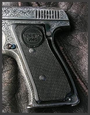 Engraved Remington 51