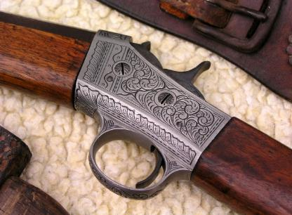 Remington Rolling Block No. 4 Solid Frame, reigelgunengraving.com