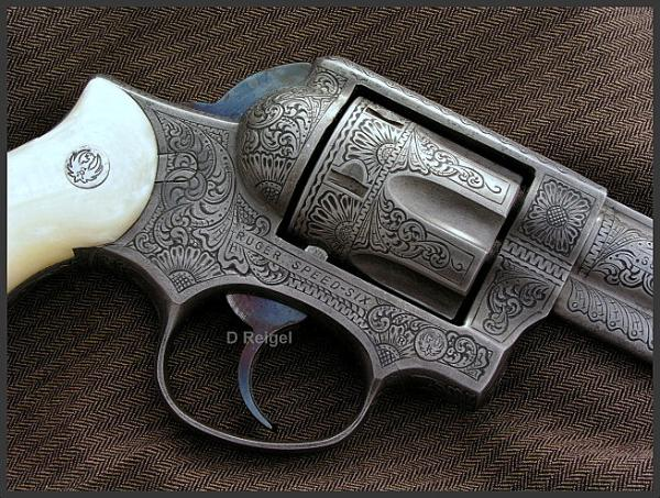 Ruger Speed Six .38